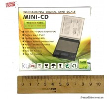 Весы электронные ювелириные карманные MINI-CD 100г.