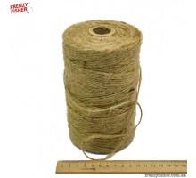 Веревка Шпагат подвяз. натуральный (коричн.) 600м
