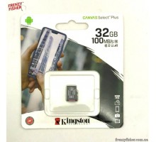 Карта памяти micro-SD Kingston 32Gb (10 CLASS)