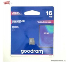 Карта памяти micro-SD Good Ram 16Gb (10 CLASS)