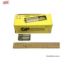 Батарейка GP R6 серая (40 шт уп)