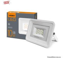 LED Прожектор VIDEX  10W 5000K  220V (4216)