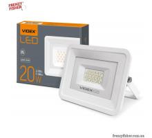 LED Прожектор VIDEX  20W 5000K  220V (4223)