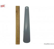 Ложка для обуви металл 30 см